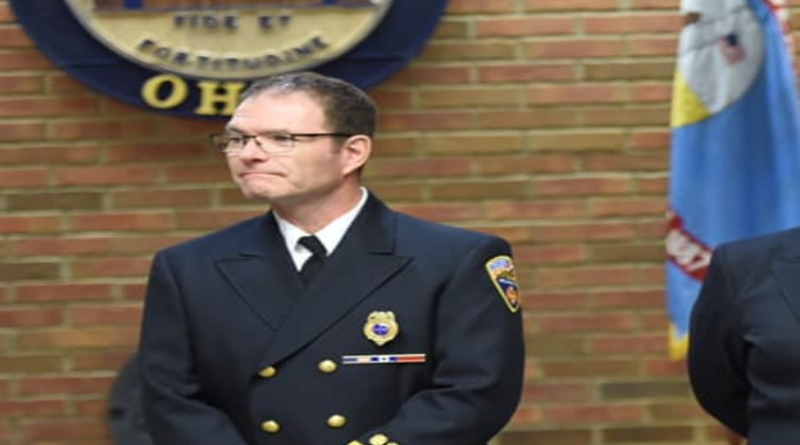 Findlay Fire Department Promotes 30-Year Veteran To