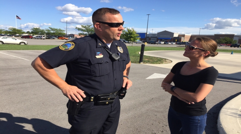 Findlay Mayor Goes On Ride-Along With Police Department